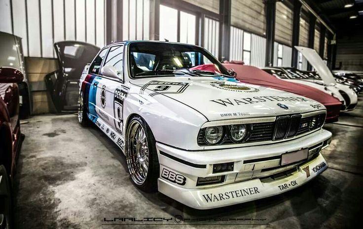BMW Warsteiner E30 M3 | BMW Racing | Pinterest | E30 and BMW