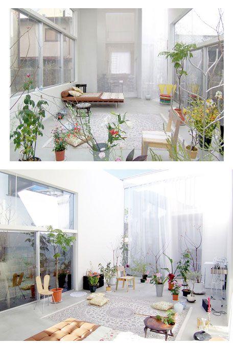 Perfect Indoor-Outdoor Space