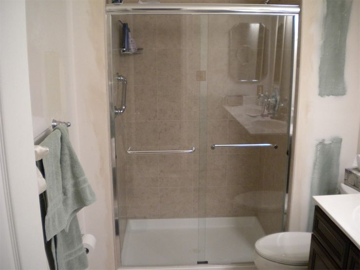 delighful corner shower stall kits enchanting frameless glass stalls at lowes with throughout decor - Shower Stalls
