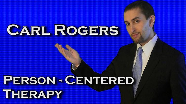 Carl Rogers: Person Centered Therapy.....very good summary of Rogers' approach