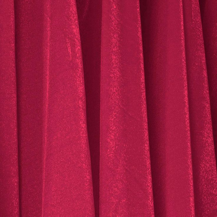 Fabrics World Usa Glissenet (Deep Red) Product # GlS-20 	    Price : $9.00 /Yard Product Details : Content 	: 	90% Nylon 10% Spandex Width 	: 	58'' Usages 	: 	Dresses, Dance, Skating & Favor  Wash Instruction 	:  	Hand wash, Cold water, Cold dry Stretch Direction: 	:  	 2 Way