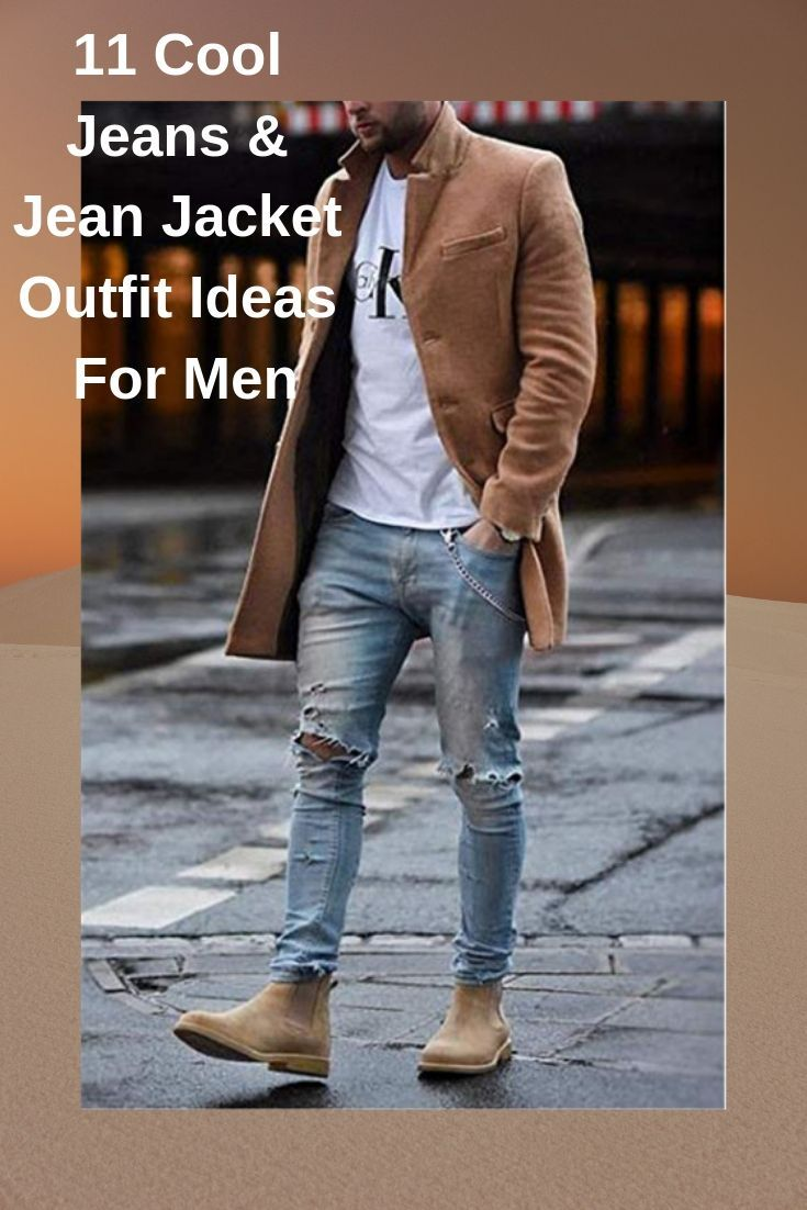 Menswear Jean Jacket Outfits Jeans And Jean Jacket Outfit Jeans And Jean Jacket [ 1102 x 735 Pixel ]