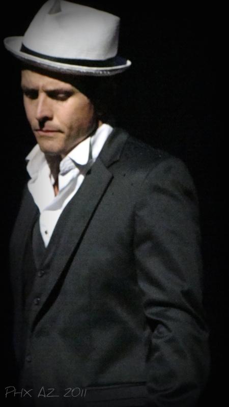 Joey McIntyre Phoenix AZ 2011  ©Susie Del RIo