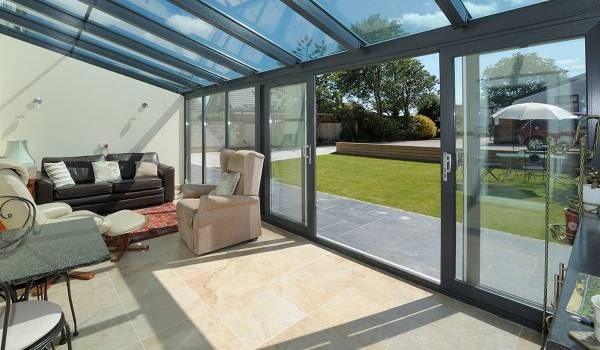 Sliding Patio Doors | Aluminium & UPVC Patio Doors | Glass Doors from Hazlemere Windows