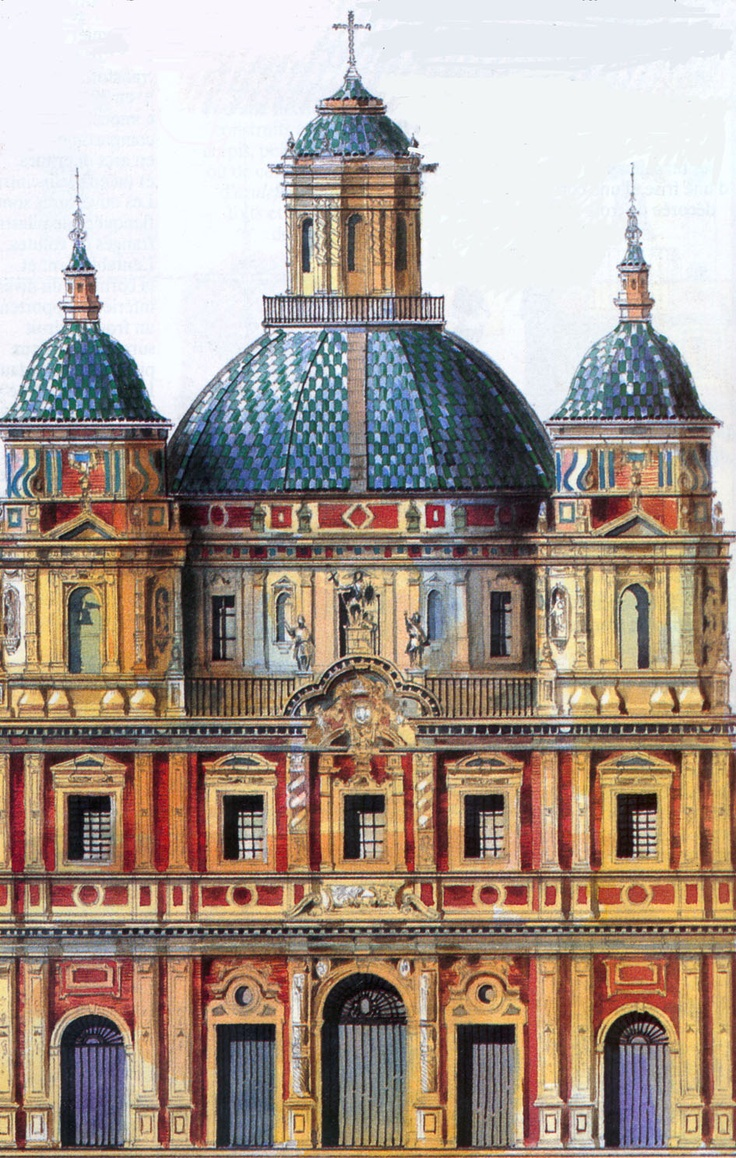 Google image baroque architecture 17thc pinterest for English baroque architecture