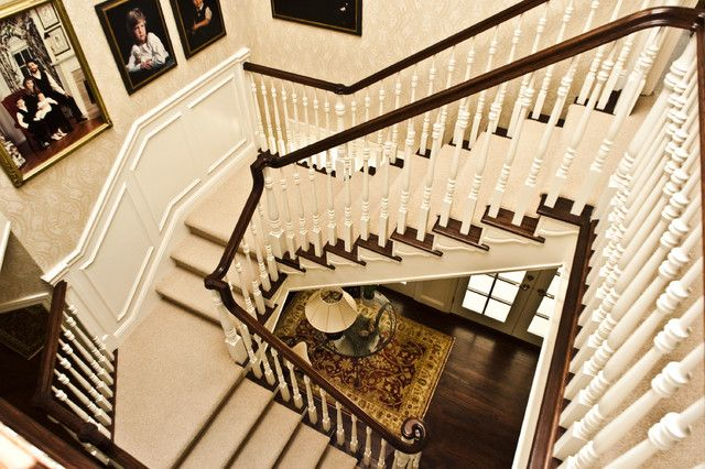 Brownhouse Design traditional staircase