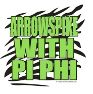 ArrowSPIKE with Pi Beta Phi