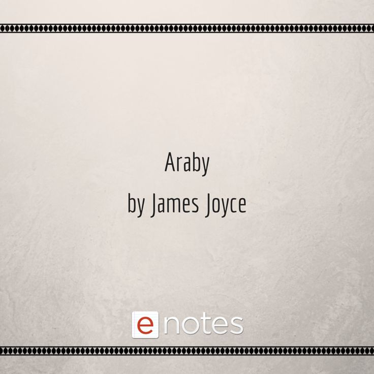 araby and essay questions Free araby papers, essays, and research papers  [tags: araby essays], 568  words (16 pages)  interpretive questions for araby by james joyce -  4.