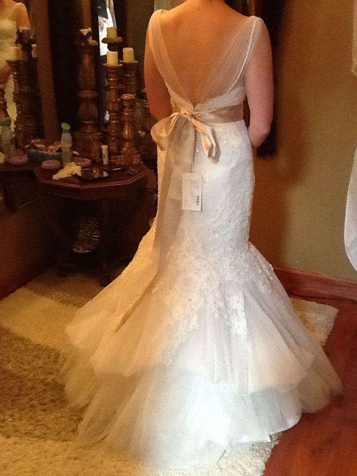 Outstanding Bustle Wedding Gown Image Collection - Ball Gown Wedding ...