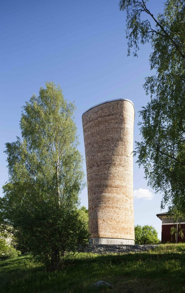 Gallery of Ventilation Towers for the Northern Link / Rundquist Arkitekter - 1