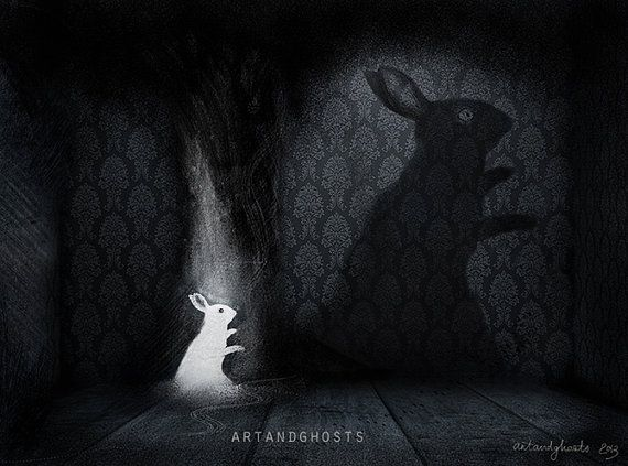 The Shadow | Art&Ghosts