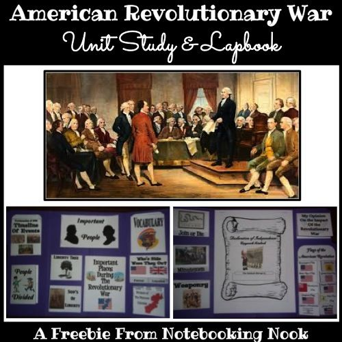 a study on the american revolution Know unit 3 vocabulary (chapters 11, 12, 13) explain each of these events that led to the revolution tell what it is (identify/define) and how it helped lead to the revolution (why it.