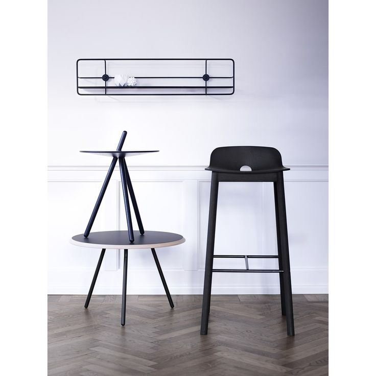 The form of the Coupé shelves draws upon the influences of roof racks from vintage sport and coupé cars. Designed by Poiat, an architecture and design office that is a Finnish collaboration of three young designers: Antti Rouhunkoski, Timo Mikkonen and Marco Rodriguez.