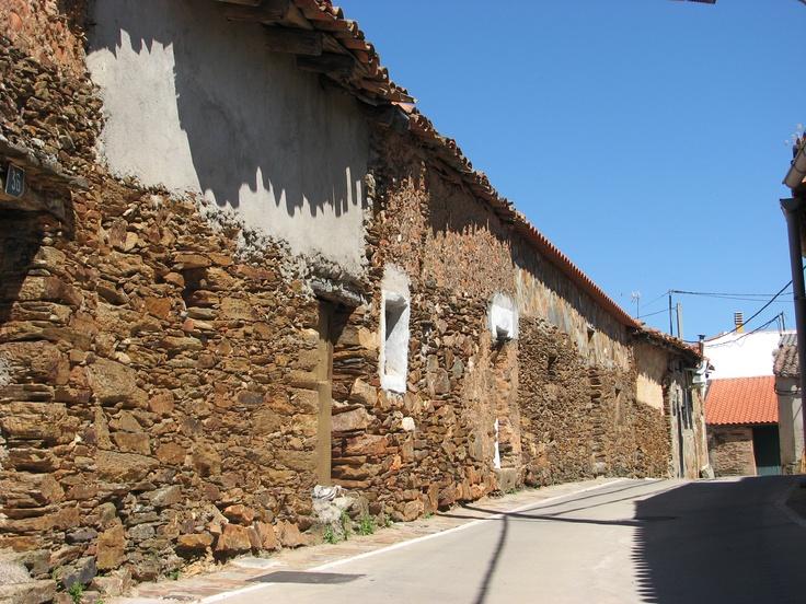 La Calle Corralones de gran sabor tradicional nos lleva hasta la Casa del Tío Cáscoles