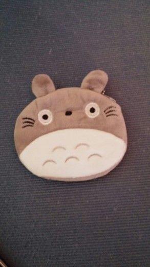 Monedero Totoro Productos Asiáticos Cancún