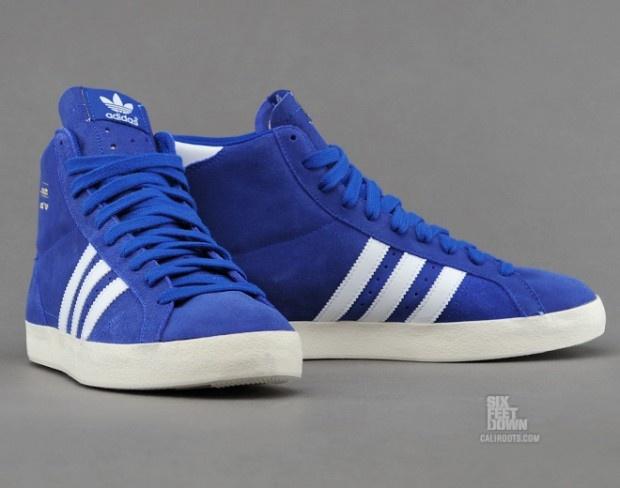 """adidas Originals Basket Profi """"True Blue"""""""