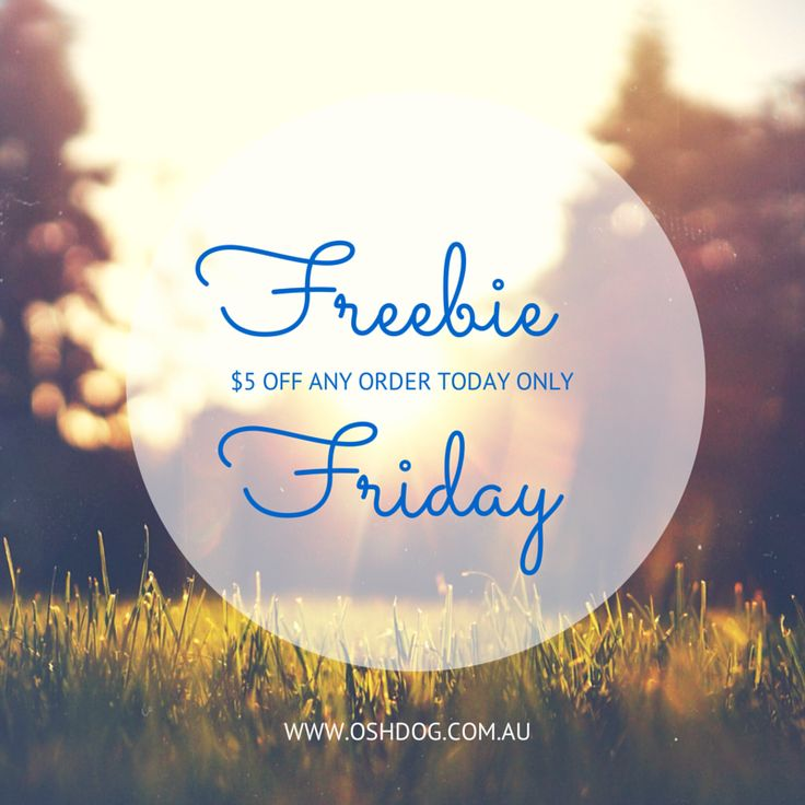 Sharing the love, $5 off today only with discount code g+friday. Dog treats, toys and surprises ready to be delivered to your door. www.oshdog.com.au