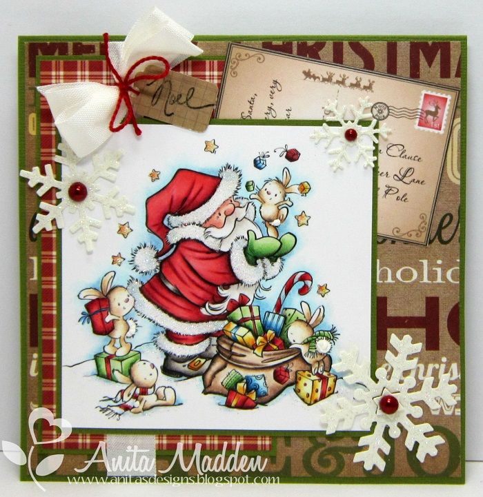 New Sugar Nellie digi stamp :): Christmas Cards, Cards Ideas, Cards Ideal, Christmas Theme, Sugar Nellie, Cards Tags, Cards Inspiration, Digi Stamps, Sugar Nelly