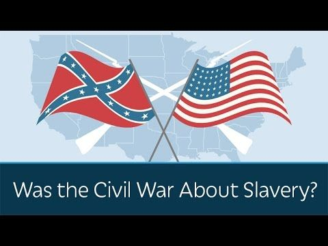 Was the Civil War About Slavery?