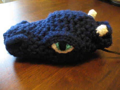 Amigurumi Dragon Wings : Amigurumi dragon wings pattern: amigurumi crochet angel pattern