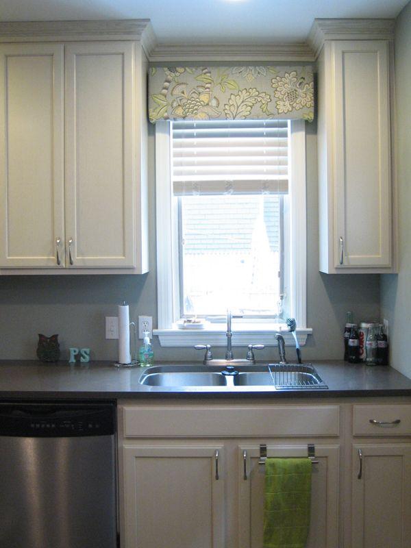 Creative Kitchen Window Treatments Hgtv Pictures Ideas: 17 Best Images About Kitchen Ideas On Pinterest
