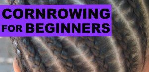 Cornrowing for Beginners- why had I not heard you add the hair to the middle??  I was trying to add to sides like a French braid!