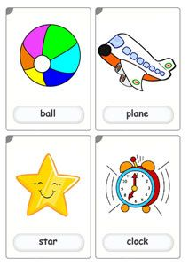 Preview of toys flashcards 3