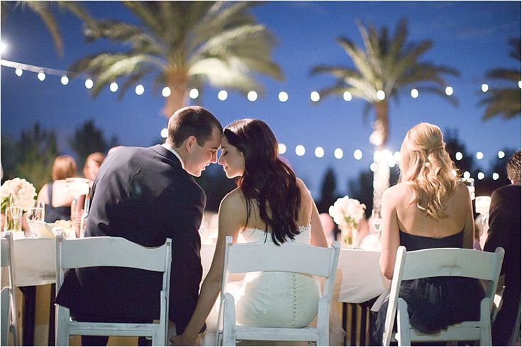 Shooting an outdoor reception with very little ambient light? Focusing can be quite a challenge! Here are five tips to nailing focus during dark receptions