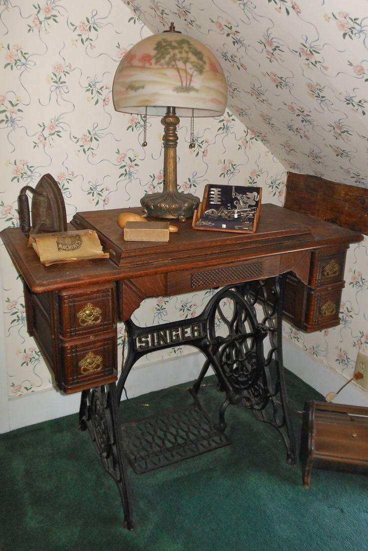 21 best images about singer sewing machine tables on. Black Bedroom Furniture Sets. Home Design Ideas