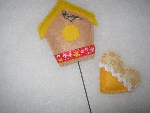 madárházas dekoráció, Dekoráció, Mindenmás, Otthon, lakberendezés, Dísz, Meska