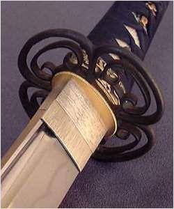 le sabre japonais
