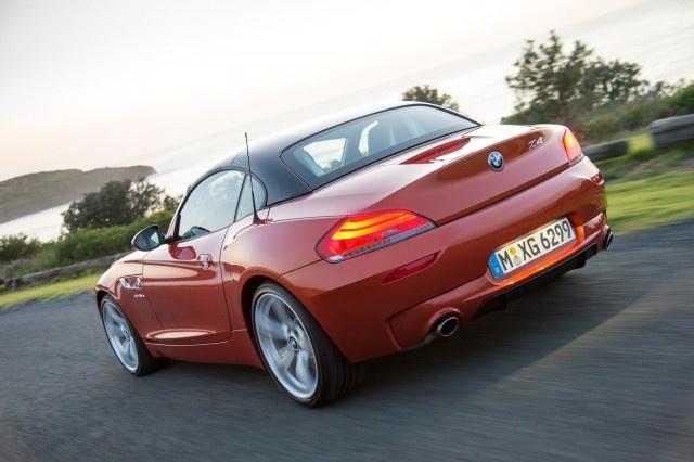 2014 BMW Z4 Preview