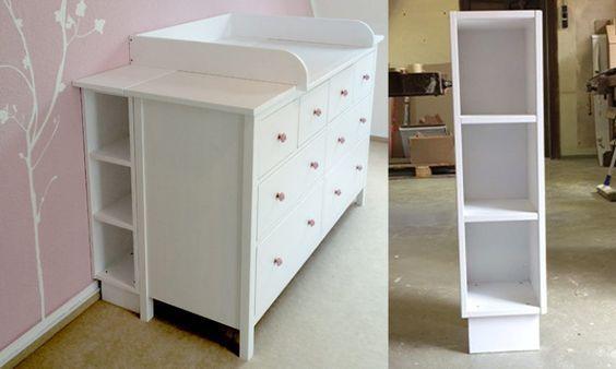 de 25 bedste id er til kommoder p pinterest k kkenideer k kkenopbevaring og badev relsesideer. Black Bedroom Furniture Sets. Home Design Ideas
