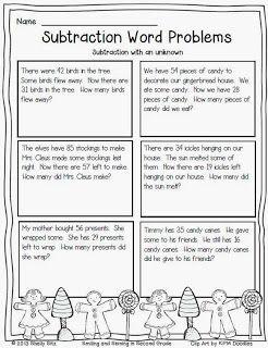 Best 25+ 1st grade story problems ideas on Pinterest | Teaching ...