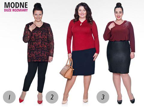 Kto z Was lubi odcienie czerwieni? Wybierzcie najładniejszą bluzkę idealną na Mikołajki ;) Wpisujcie cyfrę 1 (czarno-czerwona z koronki), 2 (gładka czerwona z wycięciem) lub 3 (bordowa ze zdobieniem) ⭐ Która skradnie Wasze <3 ? 1 ▶️ http://bit.ly/2fZ2hJe 2 ▶️ http://bit.ly/2fa4bu4 3 ▶️ http://bit.ly/2fY09RO