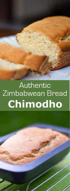 Mupotohayi also known as chimodho, is basically a form of cornmeal bread that is common in Zimbabwe. #zimbabwe #bread #196flavors