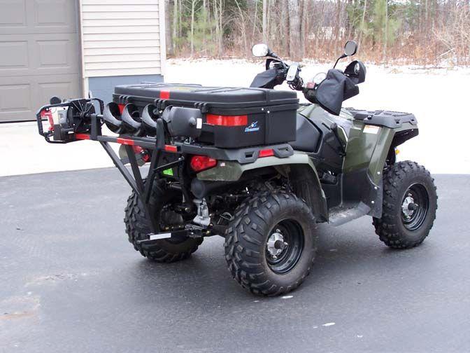 Bad dawg accessories utv parts accessories autos post for Atv ice fishing accessories