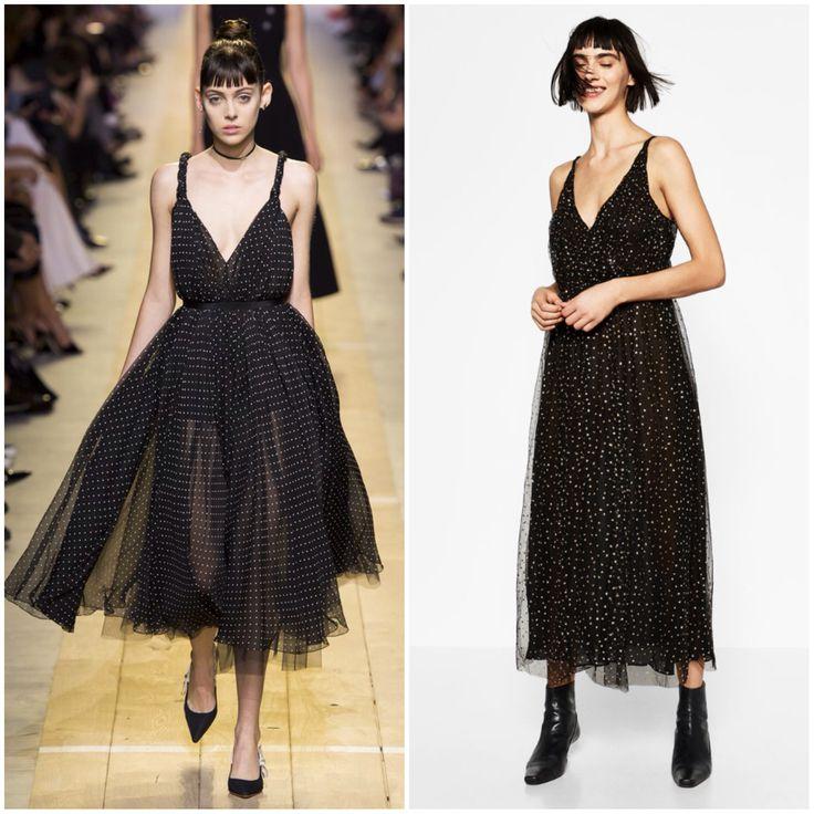 Dior vs. Zara