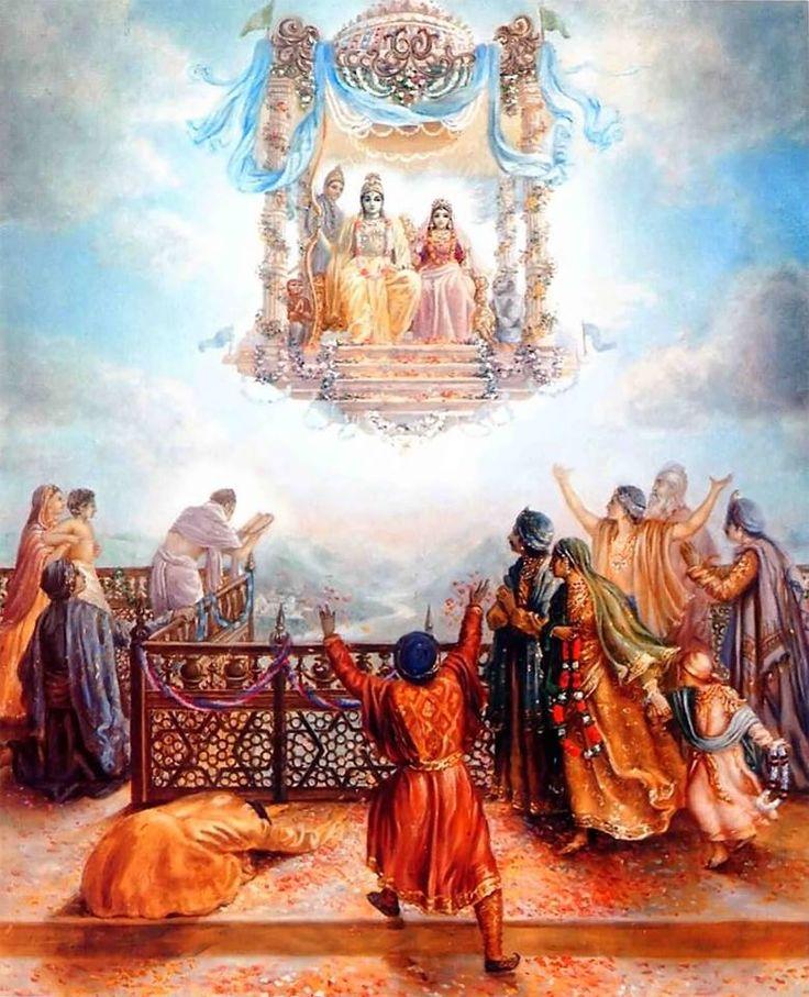 Lord Rama Diwali