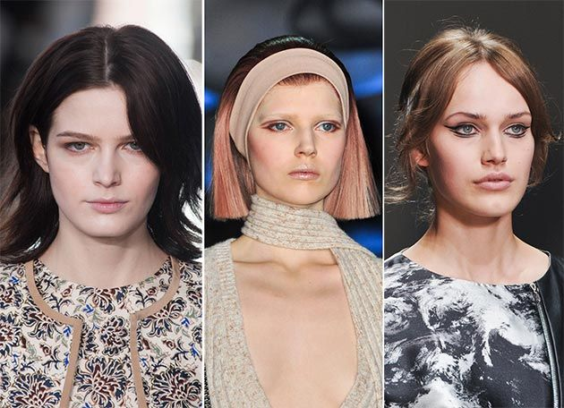 Fall/ Winter 2014-2015 Hairstyle Trends: Bobs and Faux Bobs  #hairstyles #hairtrends