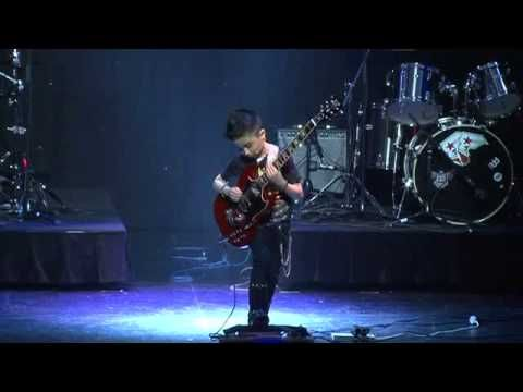 Check out @Jeremy_Yong, an amazing 9 year old guitar prodigy -- guitar prodigy ---  http://youtu.be/_QOQAJ-WWqw