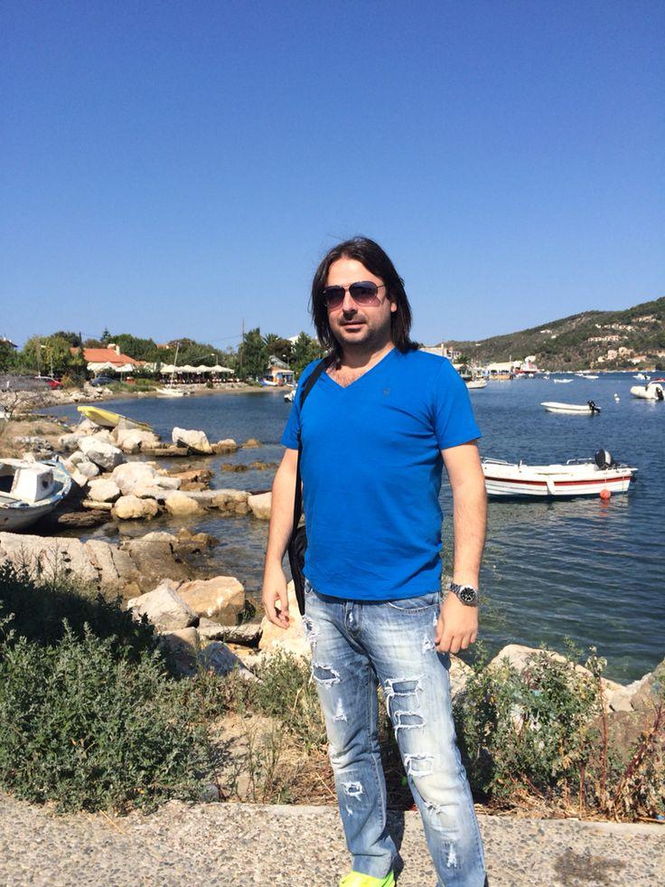 Skiathos Island, Greece Aug 2014