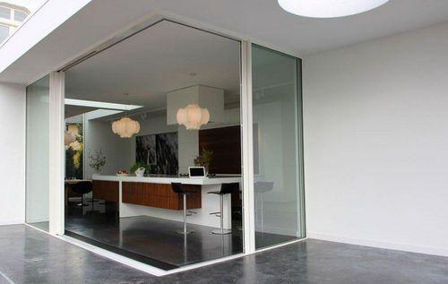 Baie vitrée coulissante en aluminium NETHERLANDS  KELLER AG