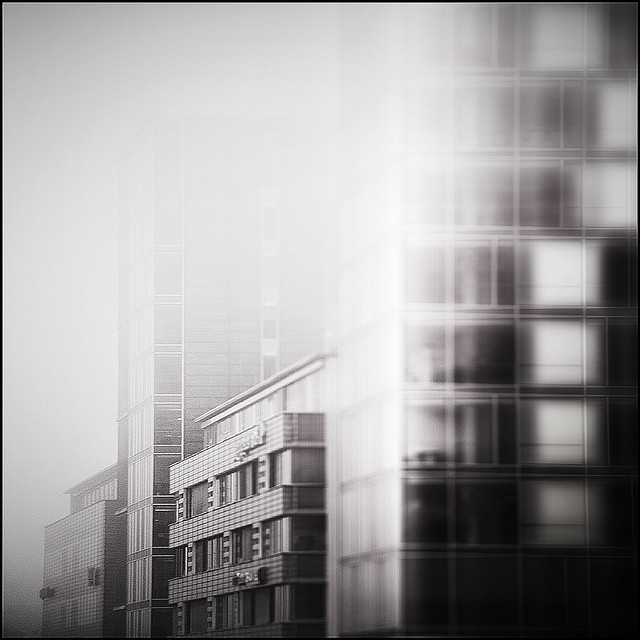 by sleachim, via Flickr: Favorite Places, Art Inspiration, Photography Art, City Life, Designer Playtime, Silver Lining, Ideas Inspiration