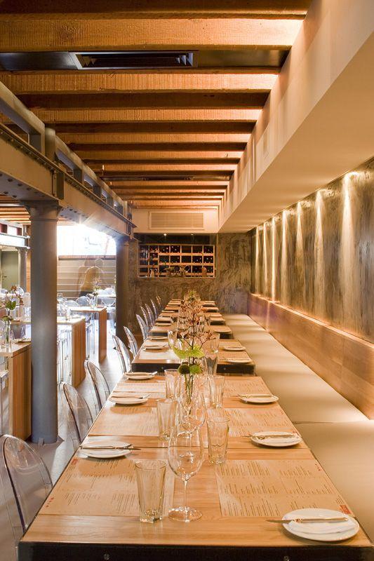 Carne Restaurant Interior Design By InHouse Brand Architects