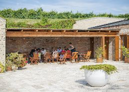 Tasting terrace