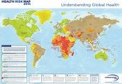 International Health Risk Map