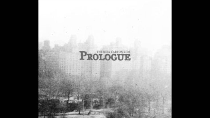 The Milk Carton Kids - Prologue (Full Album) Sounds like Simon and Garfunkel.