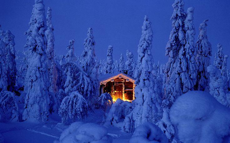 15 Razones por las que Laponia es el lugar más mágico para celebrar la Navidad