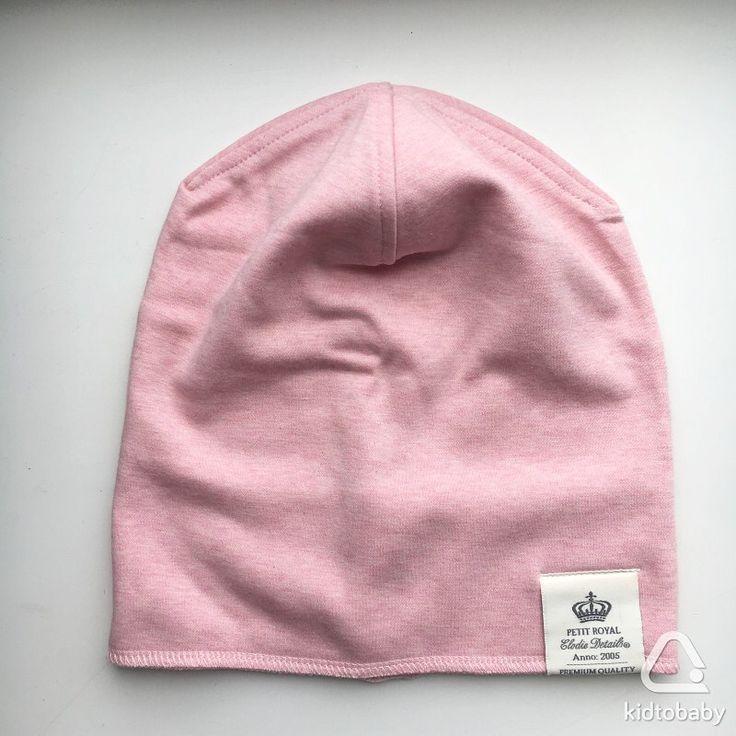 Новая шапка Elodie Details, на ОГ от 54 см (большемерит, маркировка 2-3 года), внутри мягкий начёс, 1 200 ₽✨#kidtobaby #kidtobaby_товары